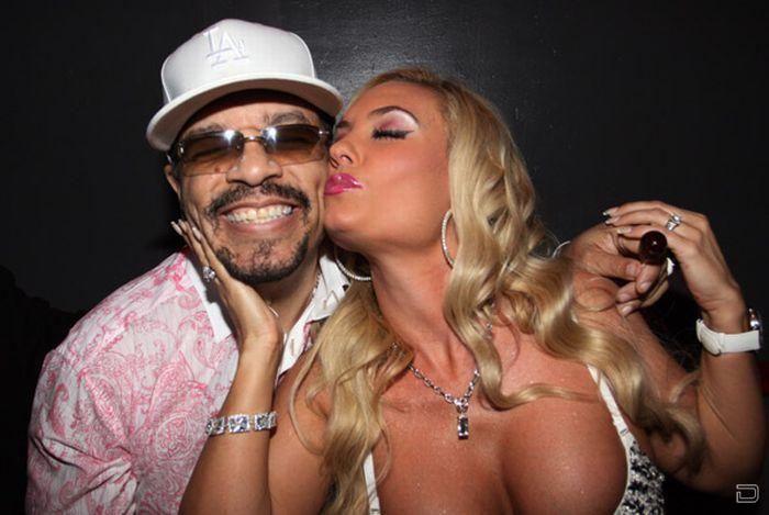 Коко и Айс Ти (Coco и Ice-T) (8 фото)
