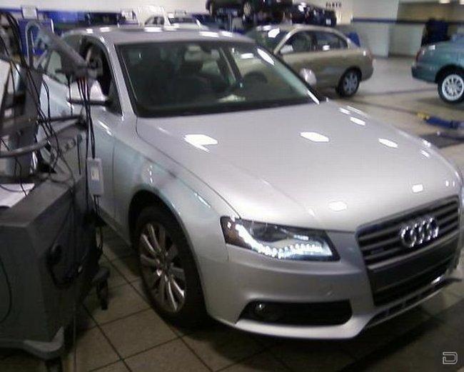 Забавная история с Audi (7 фото)