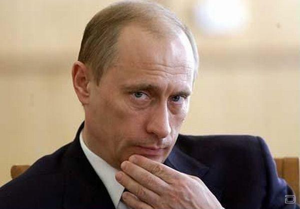 Встреча Путина с лучшим другом (4 фото)