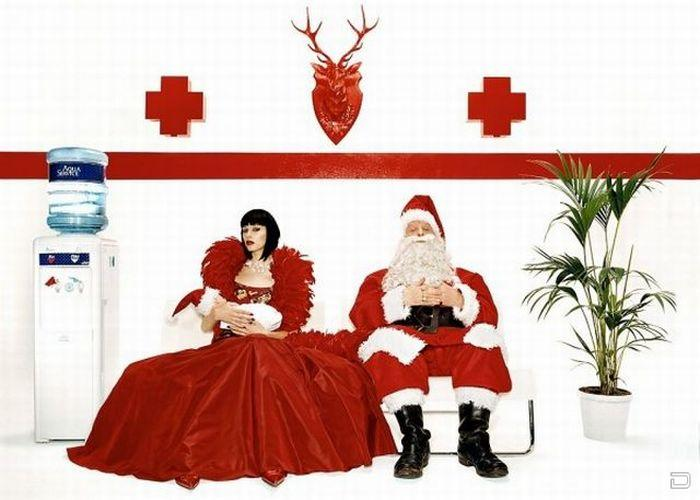 Новогодние картинки для медиков