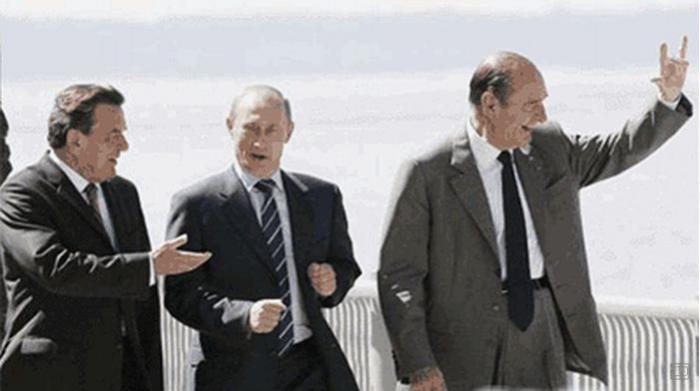 Редкие фото политиков