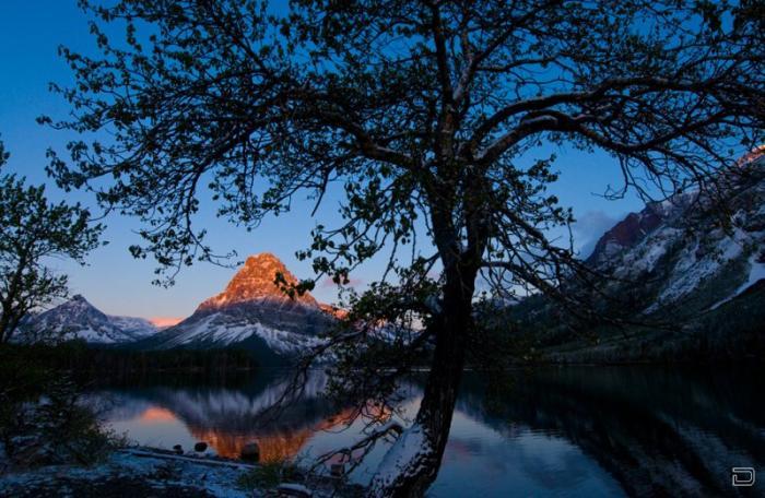 Национальный парк Glacier (25 фото)