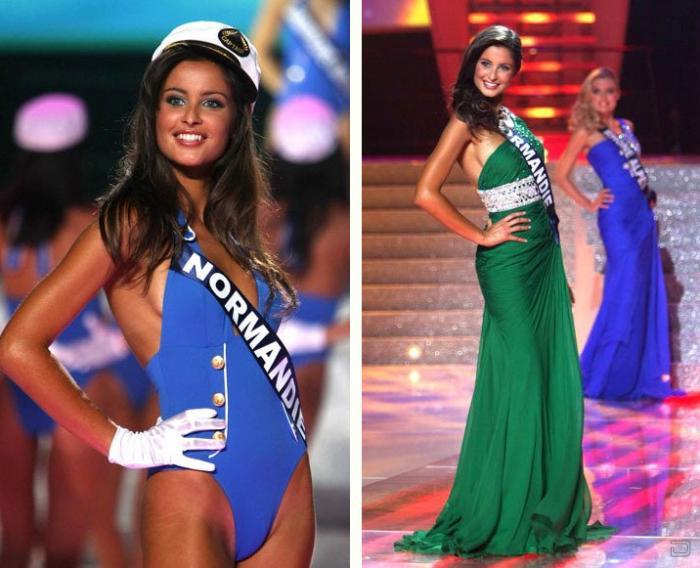 Очаровательная Мисс Франция 2010 (8 фото)