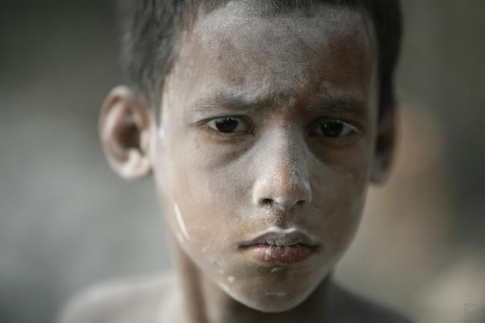 Детский труд в Бангладеш (15 фото)