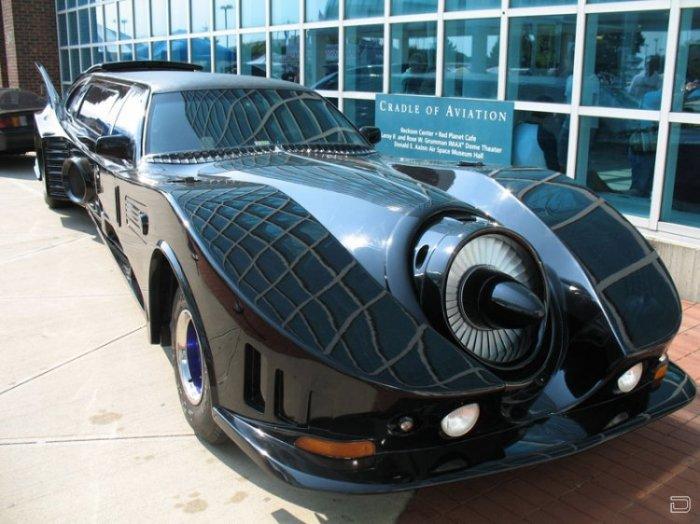 Лимузин Бэтмена (5 фото)