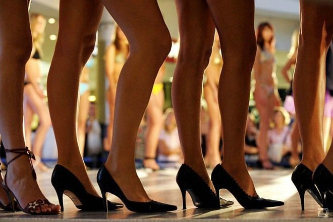 Фото ножки женщин