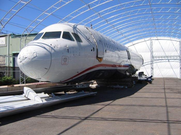 Самолет продается