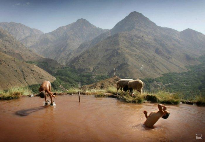 Фотоподборка жизни в Марокко (22 фото)