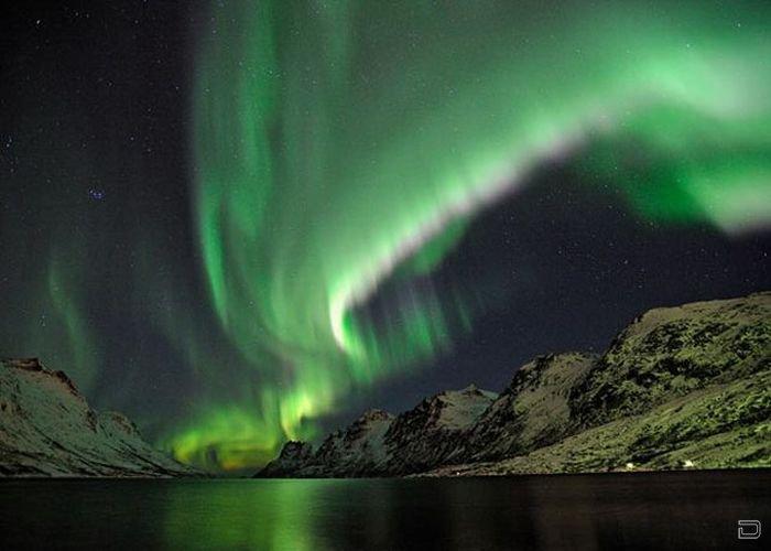 Фотографии северного сияния (96 фото)