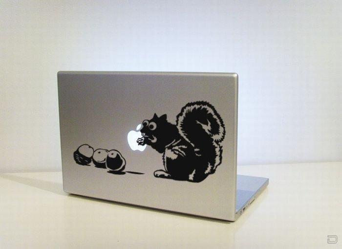 Как оживить логотип Apple (30 фото)