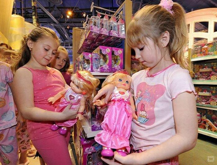 Международная выставка игрушек. Германия (28 фото)