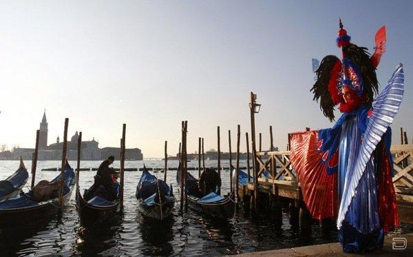 Карнавал в Венеции (Carnevale di Venezia)