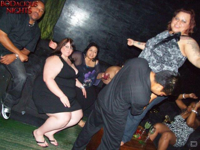 Ночной клуб для полных