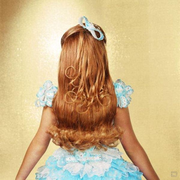Конкурс красоты среди детей (19 фото)