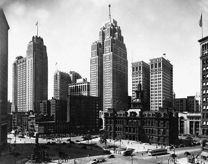 Ретро фотографии Нью Йорка (50 фото)