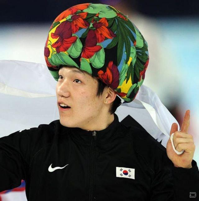 Мода на Олимпийских играх