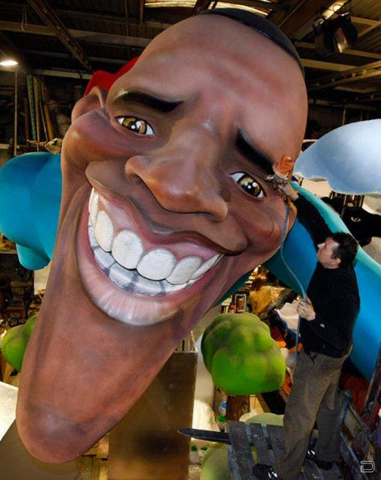 Сатирический карнавал в Кельне