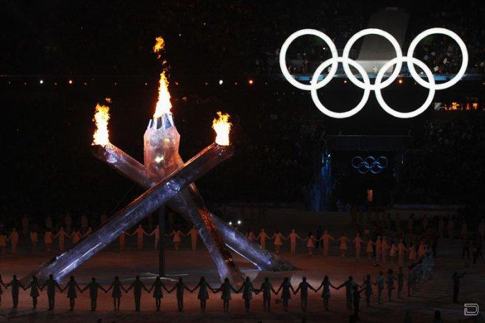 Церемония открытия Зимних Олимпийских игр 2010