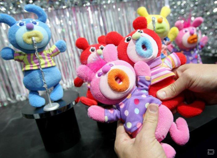 Международная выставка игрушек 2010