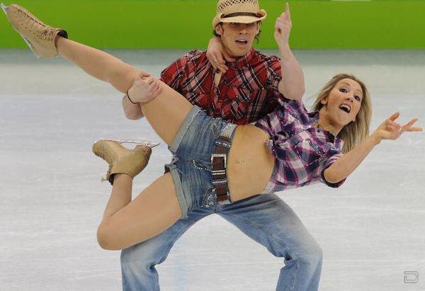 Stories erotic ice skating