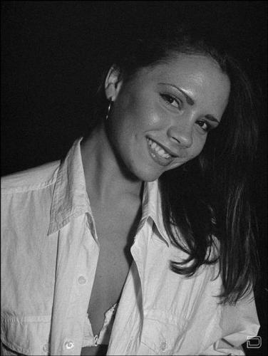 Виктория Бекхэм в молодости