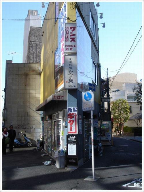 Японские дома (22 фото)