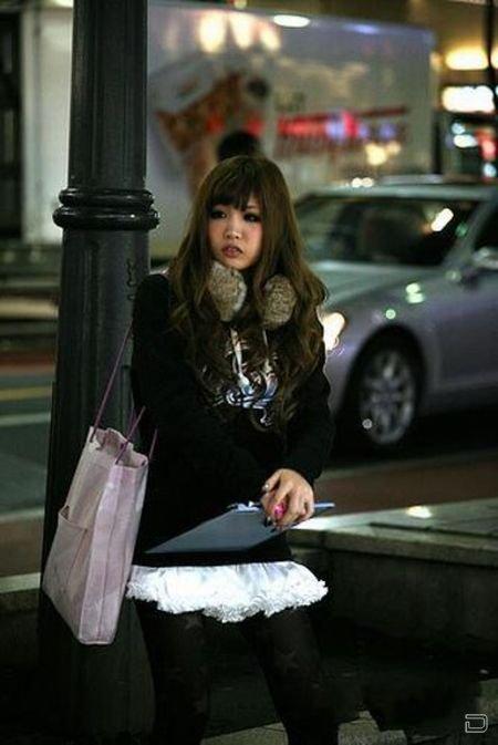 Японские девушки (37 фото)