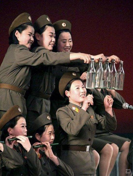 корейские смешные картинки она училась