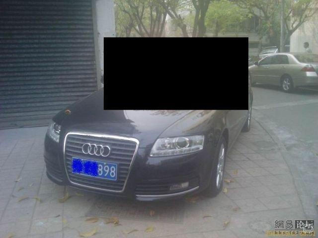 Народный тюнинг автомобиля или месть пешеходов (4 фото)