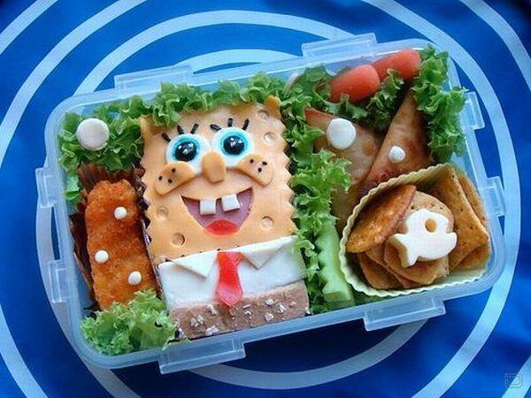 фото еда смешная