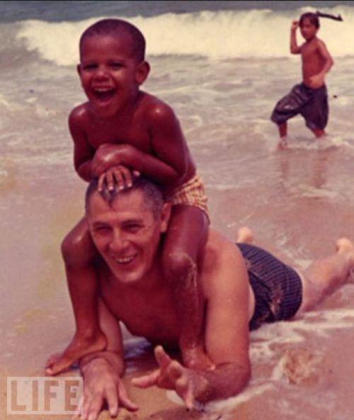 Президенты тоже были маленькими детьми