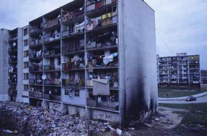 Жесть. Бедные районы Румынии (11 фото)