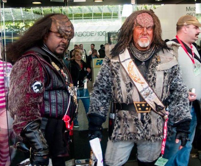 WonderCon 2010 – фестиваль  любителей  комиксов, научной фантастики