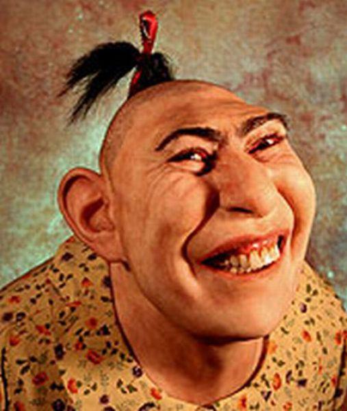 Самый знаменитый дурачок ХХ века (10 фото)