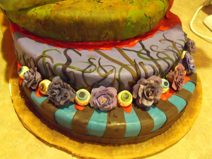 Зомби торт (16 фото)