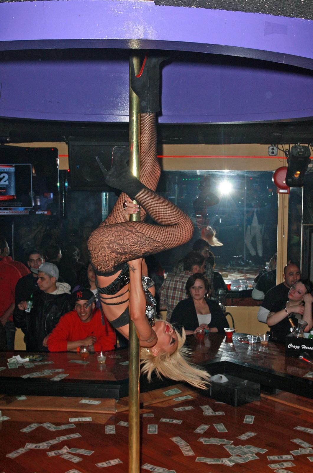 Sex, Drugs, Violence Celebrities All Inside Sin City A Bronx Strip Club