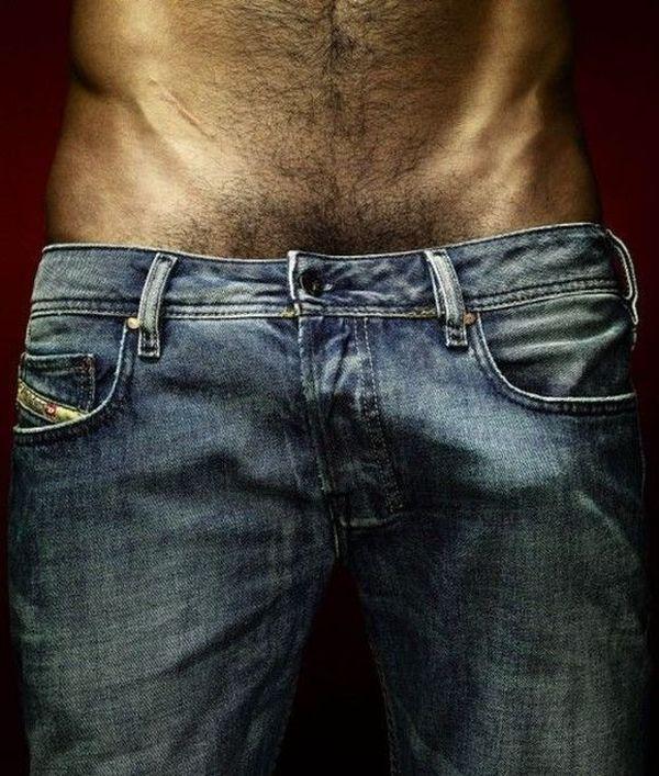 Реклама джинсов из Голландии