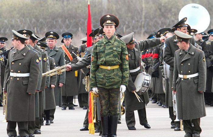 Генеральная репетиция Парада Победы (22 фото)