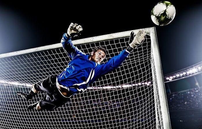 Необычные спортивные фотографии