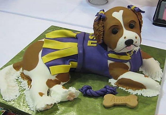 Собачки-торты