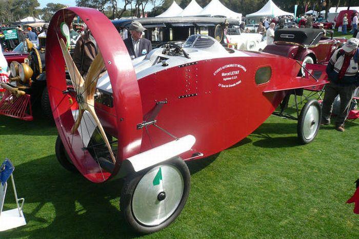 "Конкурс красоты среди классических машин - ""Amelia Island  Concours d%27Elegance""(14 фото)"