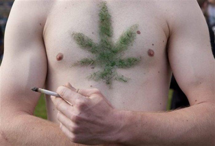 Митинги за легализацию марихуаны