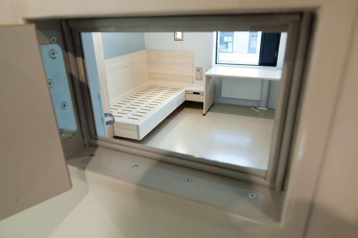 Норвежская тюрьма признана лучшей! (17 фото)