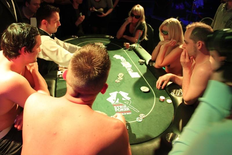 Покер на раздевание фото 144-203