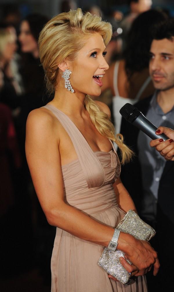 Paris Hilton – 2010 World Music Awards in Monte Carlo (25 фото)
