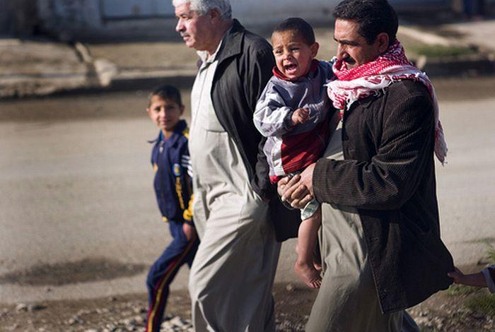 665 дней в Ираке с 2005 по 2008 год (56 фото)