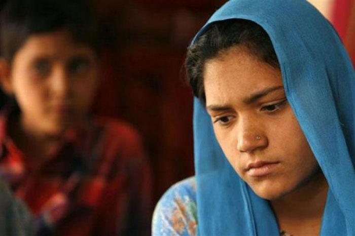 Детские браки в Индии