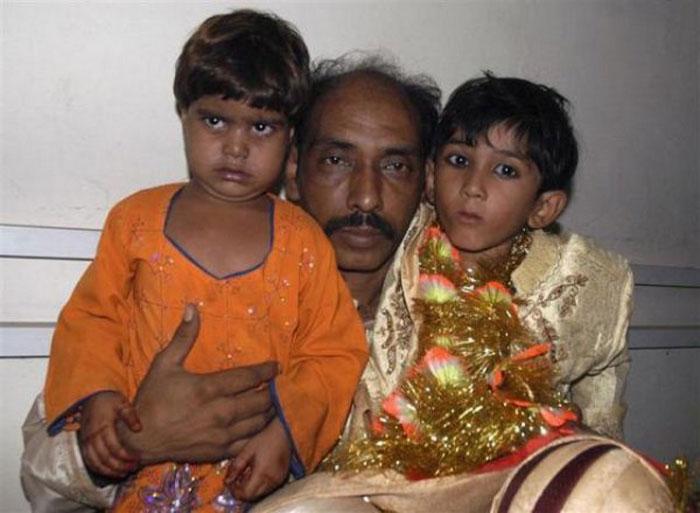 Фото. Далее. bezumno.ru. Индийские свадьбы детей.