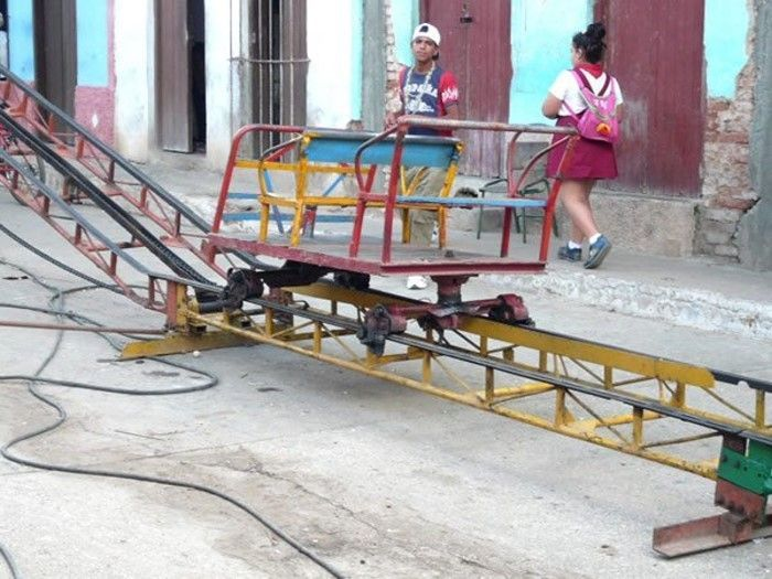 Тяжелое детство у мексиканских детишек (18 фото)