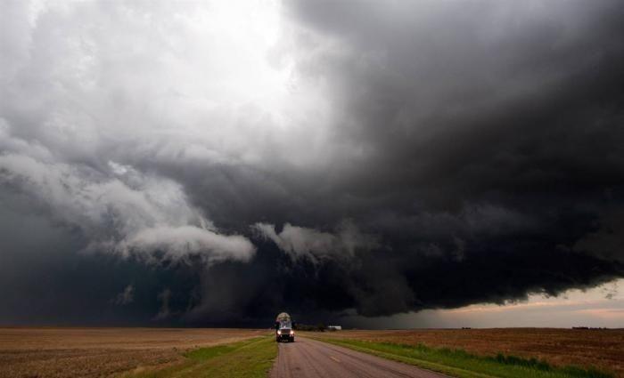 Ловцы торнадо (7 фото)